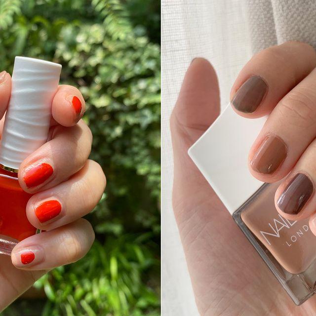 Finger, Skin, Nail, Hand, Fluid, Liquid, Nail care, Thumb, Manicure, Carmine,