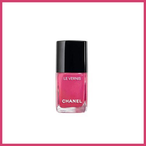 Nail polish, Pink, Cosmetics, Nail care, Liquid, Product, Beauty, Magenta, Water, Gloss,