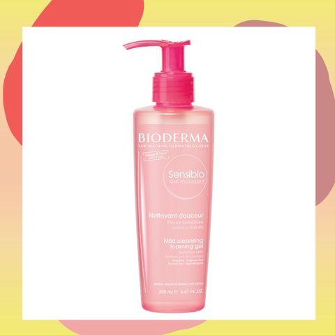 Fluid, Liquid, Product, Red, Pink, Peach, Plastic bottle, Bottle, Orange, Magenta,