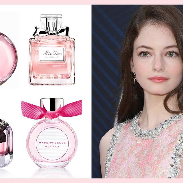 Product, Perfume, Magenta, Eyelash, Pink, Style, Beauty, Purple, Peach, Cosmetics,