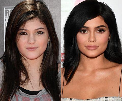 Hair, Head, Nose, Lip, Cheek, Brown, Eye, Hairstyle, Skin, Chin,