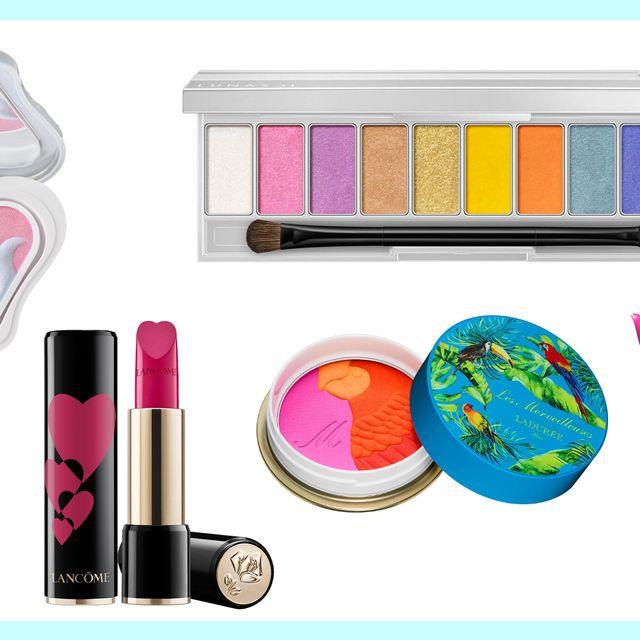 Eye shadow, Product, Beauty, Cosmetics, Cheek, Eye, Material property, Lip gloss, Glitter, Fashion accessory,