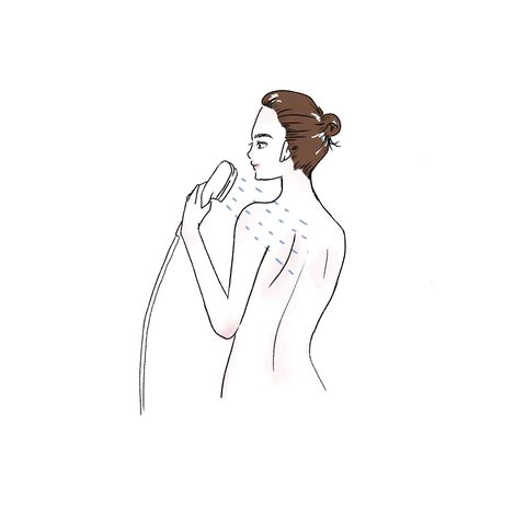 Shoulder, White, Line art, Arm, Standing, Neck, Joint, Hairstyle, Organ, Drawing,