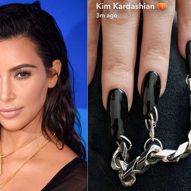 Beauty, Nail, Eyebrow, Finger, Lip, Fashion accessory, Hand, Nail care, Black hair, Material property,