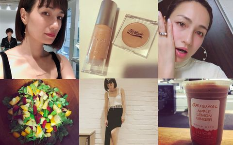 Cup, Petal, Eyelash, Drinkware, Black hair, Photography, Bouquet, Waist, Cup, Coffee cup sleeve,