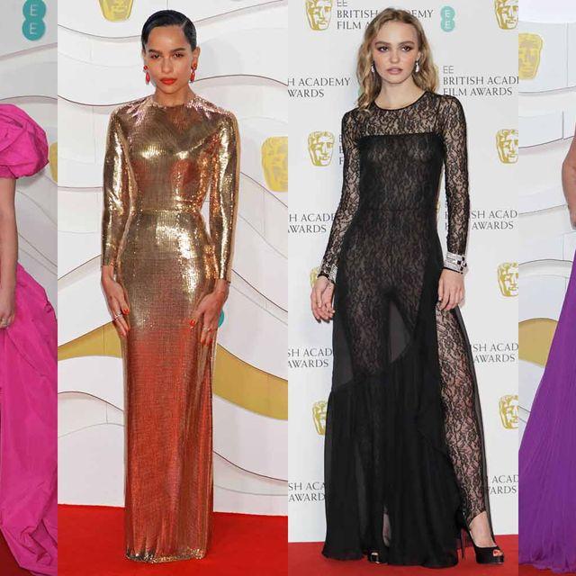 Flooring, Dress, Pink, Style, Formal wear, Purple, Carpet, Fashion, Magenta, One-piece garment,
