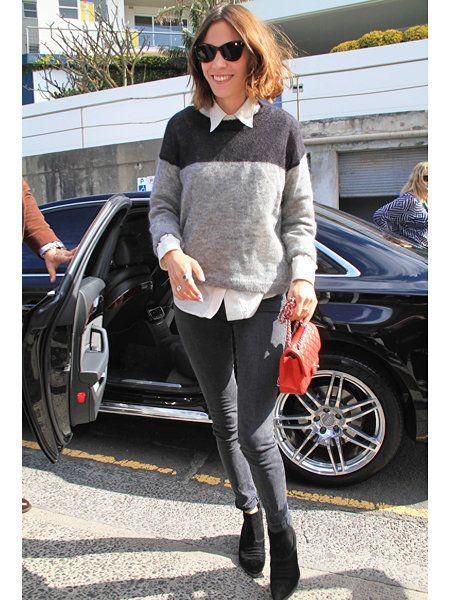 Clothing, Eyewear, Leg, Trousers, Sunglasses, Textile, Outerwear, Bag, Automotive tire, Style,