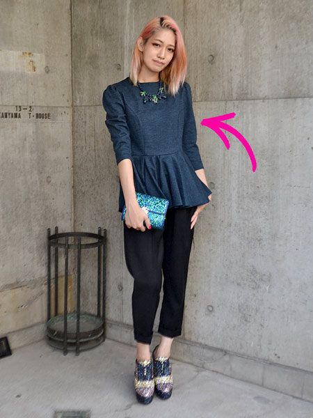 Clothing, Sleeve, Shoulder, Outerwear, Pink, Style, Street fashion, Fashion accessory, Fashion, Neck,