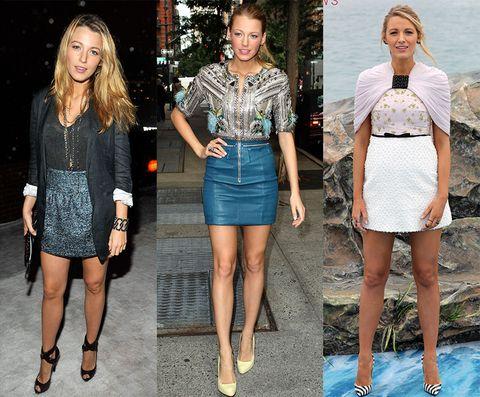 Clothing, Leg, Outerwear, Style, Fashion accessory, Street fashion, Fashion, Thigh, Waist, Electric blue,