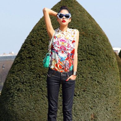 Clothing, Eyewear, Vision care, Glasses, Green, Textile, Outerwear, Denim, Sunglasses, Style,