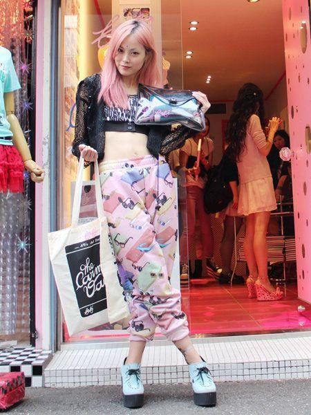 Clothing, Leg, Pink, Style, Fashion accessory, Street fashion, Waist, Beauty, Bag, Fashion,