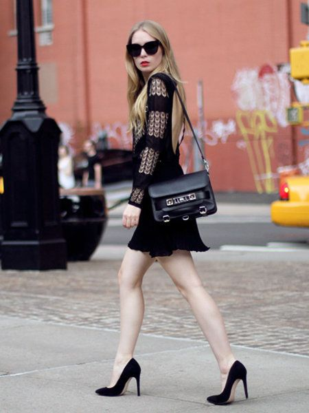 Clothing, Eyewear, Leg, Shoe, Human leg, Outerwear, Sunglasses, Street fashion, Style, High heels,