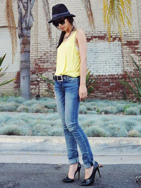 Clothing, Leg, Denim, Sleeve, Trousers, Jeans, Shoulder, Textile, Hat, Joint,