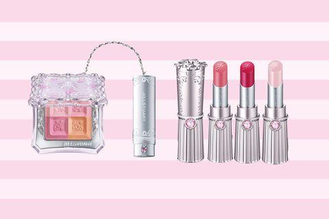 Product, Pink, Material property, Liquid, Cosmetics, Lip gloss, Lipstick,