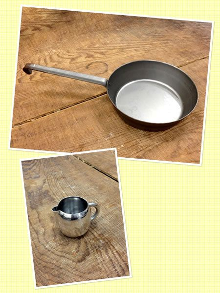 Serveware, Dishware, Kitchen utensil, Spoon, Cookware and bakeware, Cutlery, Ceramic, Chemical compound, Silver, Sauté pan,