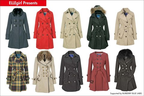 Clothing, Sleeve, Pattern, Coat, Textile, Red, Outerwear, White, Jacket, Collar,