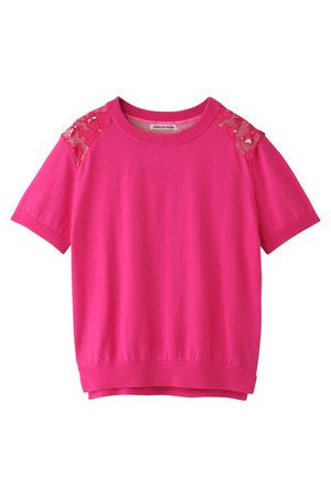 Clothing, Product, Sleeve, Magenta, Red, White, Pink, T-shirt, Baby & toddler clothing, Carmine,