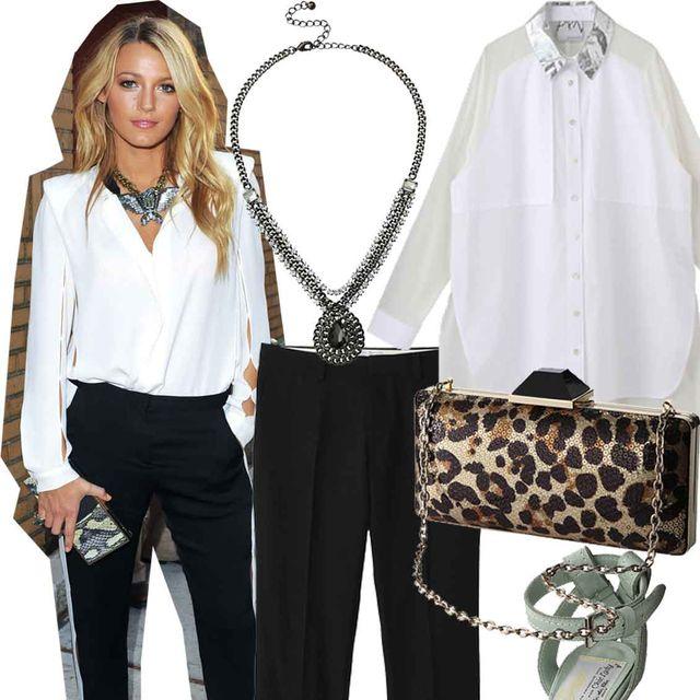 Product, White, Fashion accessory, Style, Collar, Fashion, Black, Bag, Beige, Fashion design,