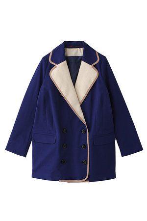 Blue, Collar, Sleeve, Coat, Textile, Outerwear, Formal wear, Uniform, Electric blue, Blazer,