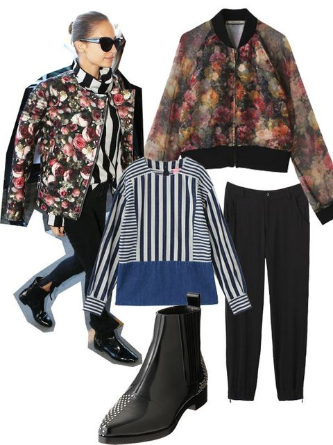 Clothing, Product, Collar, Sleeve, Trousers, Coat, Textile, Outerwear, White, Pattern,