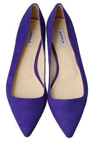 Footwear, Yellow, White, Purple, Tan, Beige, Dancing shoe, Violet, Close-up, Dress shoe,