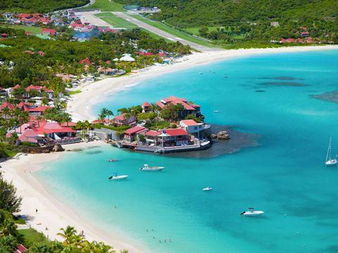 Resort, Coastal and oceanic landforms, Aerial photography, Vacation, Caribbean, Coast, Tourism, Bay, Tropics, Sea,