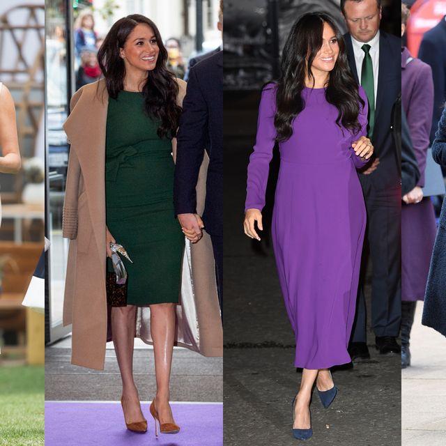 Clothing, Outerwear, Formal wear, Coat, Style, Purple, Dress, Street fashion, Fashion, Fashion model,