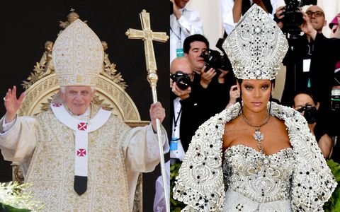 Event, Tradition, Pope, Ceremony, Headpiece, Marriage, Cope,