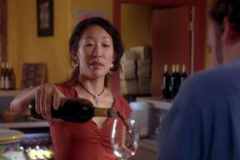 Fun, Smile, Stemware, Wine glass, Restaurant, Drinkware, Drink,