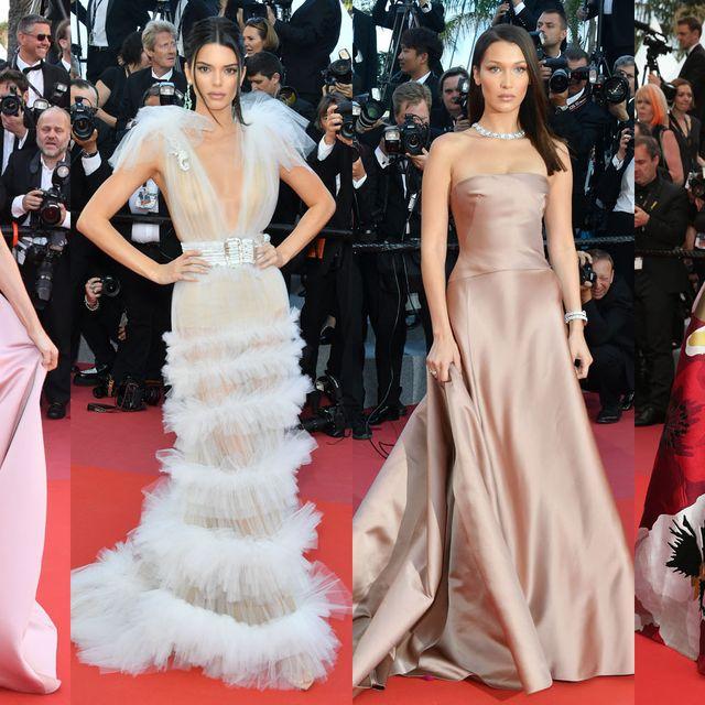 Fashion model, Gown, Dress, Red carpet, Carpet, Haute couture, Clothing, Fashion, Shoulder, Flooring,