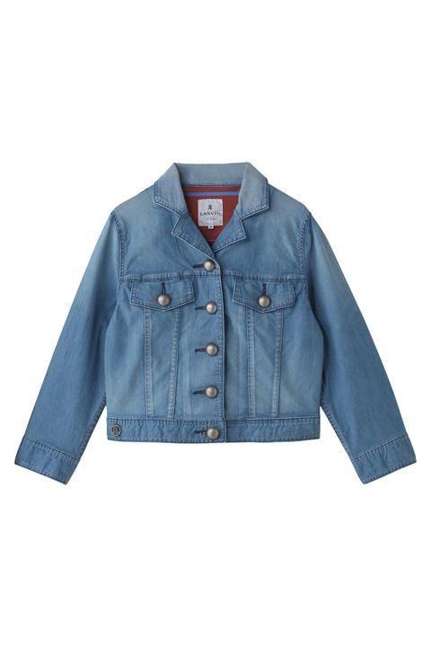 Clothing, Blue, Product, Collar, Sleeve, Textile, White, Denim, Dress shirt, Electric blue,