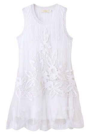 Textile, Pattern, Dress, White, One-piece garment, Day dress, Wedding dress, Fashion, Sleeveless shirt, Grey,