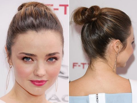 Hair, Head, Ear, Brown, Hairstyle, Skin, Chin, Forehead, Earrings, Eyebrow,