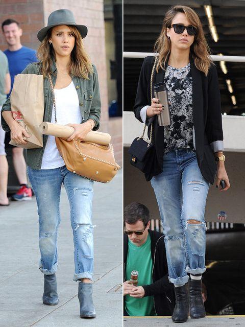 Clothing, Eyewear, Leg, Brown, Denim, Trousers, Jeans, Textile, Outerwear, Sunglasses,