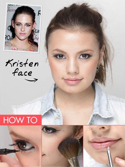 Lip, Cheek, Brown, Eye, Hairstyle, Skin, Eyelash, Chin, Forehead, Eyebrow,
