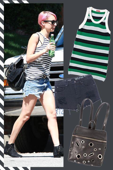 Leg, Bag, Fashion accessory, Style, Luggage and bags, Shorts, Pattern, Fashion, Sunglasses, Cool,