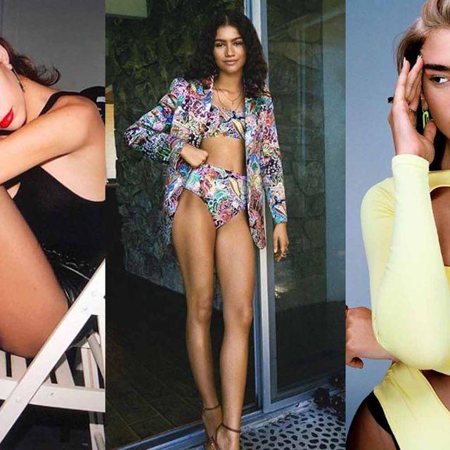 Thigh, Beauty, Sitting, Fashion, Black hair, Fashion model, Model, Eyelash, Makeover, Foot,