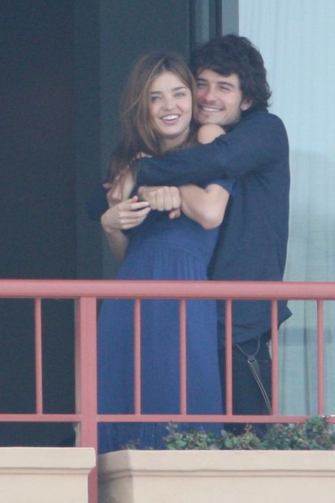 Happy, Facial expression, Interaction, Love, Balcony, Romance, Hug, Laugh, Baluster, Fence,