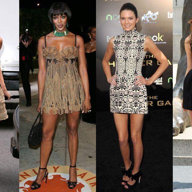 Fashion model, Clothing, Dress, Fashion, Footwear, Cocktail dress, Sandal, Leg, Shoe, Shoulder,