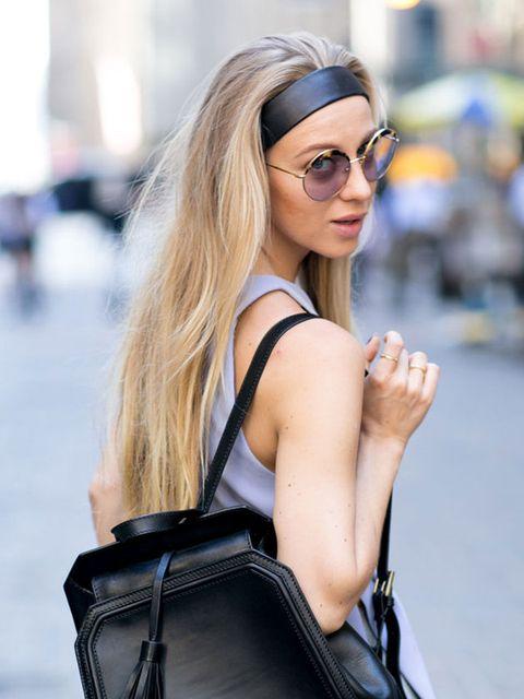 Eyewear, Glasses, Vision care, Goggles, Sunglasses, Bag, Style, Street fashion, Fashion accessory, Beauty,