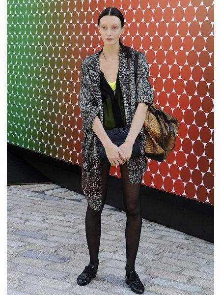 Clothing, Leg, Pattern, Textile, Outerwear, Bag, Style, Fashion accessory, Street fashion, Fashion,