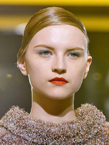 Head, Nose, Ear, Lip, Hairstyle, Eyebrow, Eyelash, Style, Eye shadow, Beauty,