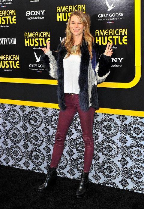 Shoe, Outerwear, Style, Fashion, Boot, Street fashion, Advertising, Fur, Long hair, High heels,