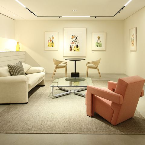 Living room, Furniture, Room, Interior design, Property, Floor, Table, Coffee table, Couch, Sofa bed,