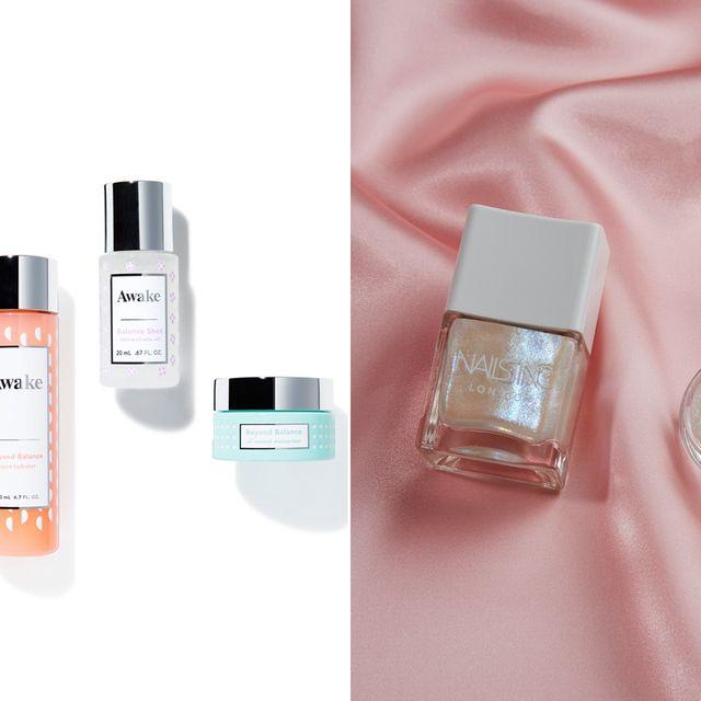 Product, Face, Skin, Water, Beauty, Cosmetics, Perfume, Pink, Liquid, Fluid,