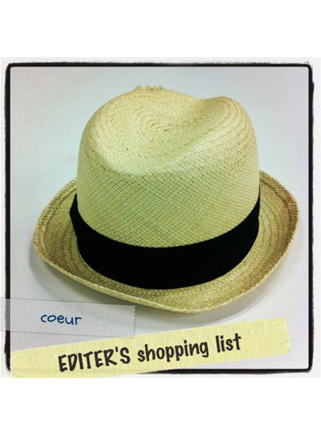 Hat, Yellow, Fashion accessory, Line, Headgear, Costume accessory, Rectangle, Costume hat, Beige, Fedora,