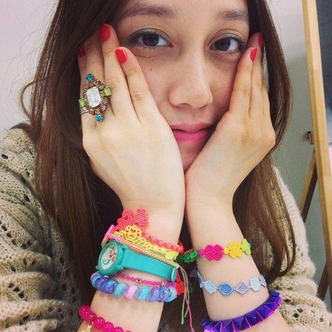 Finger, Skin, Wrist, Eyelash, Style, Nail, Fashion accessory, Beauty, Fashion, Pattern,