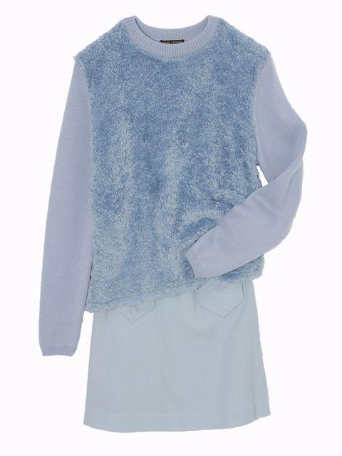Blue, Product, Sleeve, Textile, Collar, Aqua, Electric blue, Fashion, Azure, Teal,