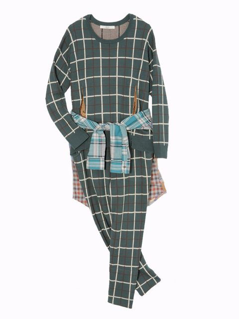 Sleeve, Collar, Pattern, Textile, Dress shirt, Teal, Grey, Tartan, Aqua, Plaid,