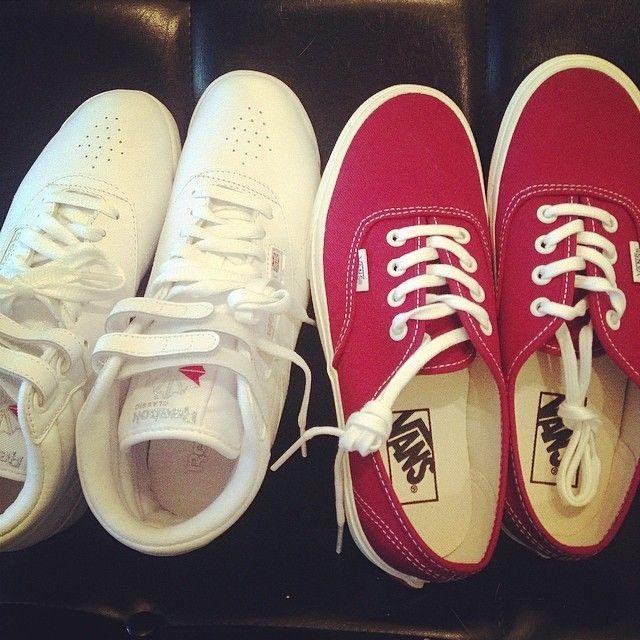 Footwear, Shoe, White, Red, Light, Font, Carmine, Tan, Fashion, Sneakers,